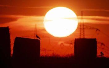 Δυσοίωνες προβλέψεις για ζέστη ρεκόρ στον πλανήτη τα επόμενα πέντε χρόνια