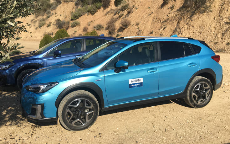 Οδηγούμε τα Forester και EV e-boxer της Subaru 17