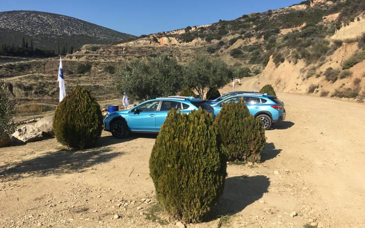 Οδηγούμε τα Forester και EV e-boxer της Subaru 23