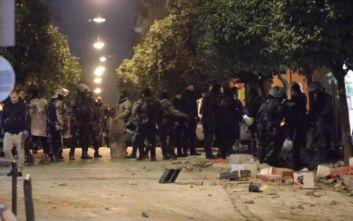 Κουκάκι: Βίντεο από την επιχείρηση της αστυνομίας στην Ματρόζου