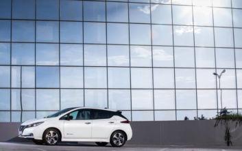 Τo πρώτο ηλεκτρικό αυτοκίνητο της Περιφέρειας Θεσσαλίας αγοράστηκε μέσω του ευρωπαϊκού προγράμματος EnerNETMob