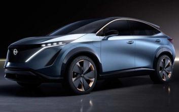 Nissan Ariya concept, ένα ηλεκτρικό crossover μεταξύ Qashqai και X-Trail