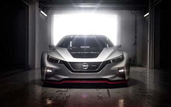 Nissan Leaf Nismo RC, ένας ηλεκτρικός πύραυλος ήρθε στην Ευρώπη