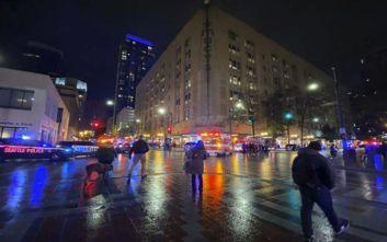 Συναγερμός στο Σιάτλ μετά από πυροβολισμούς: Μία γυναίκα νεκρή, 7 τραυματίες