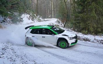 Η Skoda επιστρέφει στο WRC με οδηγό τον Όλιβερ Σόλμπεργκ