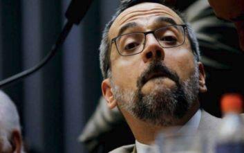 Βραζιλία: Ο υπουργός Παιδείας «συνελήφθη» να κάνει ορθογραφικά λάθη