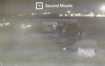 Νέο βίντεο ντουκουμέντο: Δυο οι ρουκέτες που έπληξαν το ουκρανικό Boeing