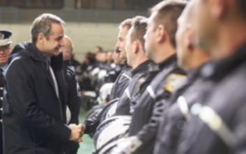 Με 1.500 νέους ειδικούς φρουρούς ενισχύθηκαν οι δυνάμεις της Ελληνικής Αστυνομίας