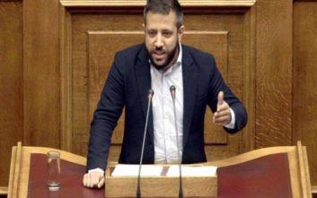 Μεϊκόπουλος: Εγκλωβίστηκα στην κίνηση, επιχείρησα να φτάσω με τα πόδια στη Βουλή