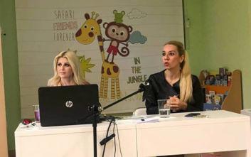 HΈλενα Ράπτη μάχεται για τον τερματισμό της παιδικής σεξουαλικής κακοποίησης