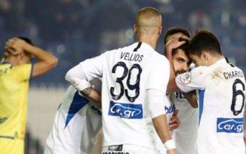 Ατρόμητος - Αστέρας Τρίπολης 2-1