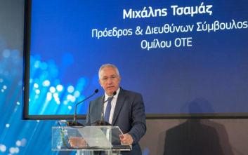 Μιχάλης Τσαμάζ: Το μήνυμα στους εργαζομένους του ΟΤΕ, τι αποκαλύπτει για το μέλλον