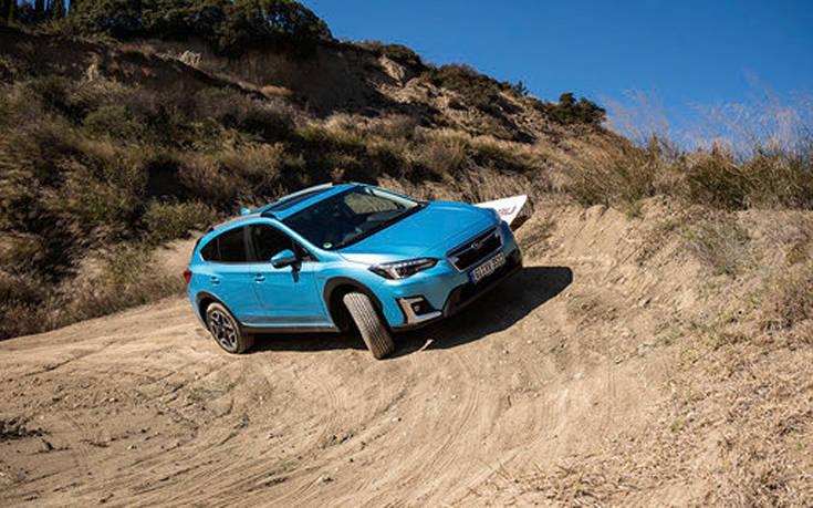 Οδηγούμε τα Forester και EV e-boxer της Subaru 11