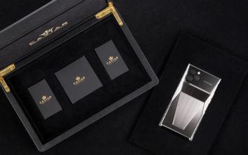 Είναι iPhone, είναι από τιτάνιο και κοστίζει γύρω στα 5.000 ευρώ