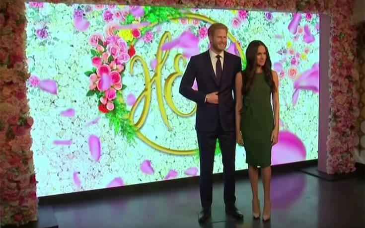 Madame Tussauds: Χωρίζει τον Χάρι και τη Μέγκαν από τη βασιλική οικογένεια