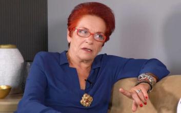 Πέθανε η γνωστή δημοσιογράφος και τηλεκριτικός Χριστίνα Λυκιαρδοπούλου