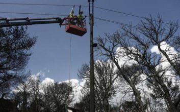 Αποκαταστάθηκε η ηλεκτροδότηση σε Άνδρο και Τήνο