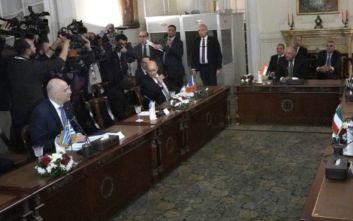 Δένδιας από Κάιρο: Αίγυπτος, Ιταλία και Γαλλία συμφώνησαν πως το μνημόνιο Τουρκίας - Λιβύης είναι άκυρο