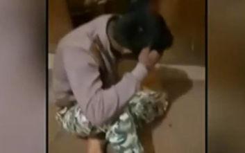 Βίντεο με τον εργάτη που καταγγέλλει ότι δέχθηκε πυρά επειδή ζήτησε δεδουλευμένα