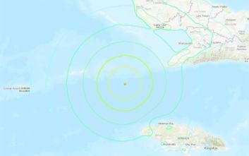 Σεισμός 7,7 Ρίχτερ ανοιχτά της Τζαμάικα - Προειδοποίηση για τσουνάμι ενός μέτρου