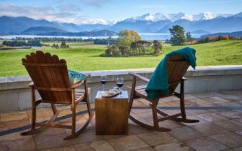 Απόδραση σε μια πολυτελή… φάρμα της Νέας Ζηλανδίας