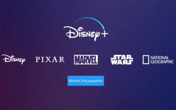 Σαρώνει το Disney+, στα 28,6 εκατομμύρια οι συνδρομητές