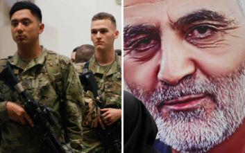 Εξελίξεις στη Μέση Ανατολή: Το ΝΑΤΟ αποσύρει δυνάμεις του από το Ιράκ