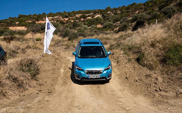 Οδηγούμε τα Forester και EV e-boxer της Subaru 19