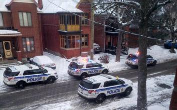Πυροβολισμοί στην Οτάβα στον Καναδά με έναν νεκρό και αρκετούς τραυματίες