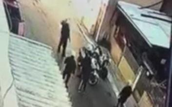 Τι υποστήριξε ο αστυνομικός που χτύπησε 11χρονο αγόρι στο Μενίδι