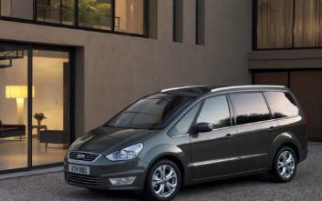Ανάκληση Ford Mondeo, S Max & Galaxy 1.6 EcoBoost