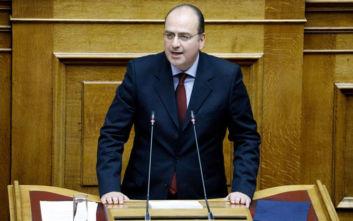 Μακάριος Λαζαρίδης: Όνειδος της χώρας ο Μουτζούρης