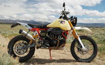 Η custom Harley του πρωταθλητή δική σας με 43.000 ευρώ