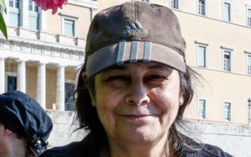 Ράκος η Ελένη Λουκά από το διπλό πένθος στην οικογένειά της
