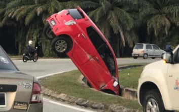 Μερικά ασυνήθιστα τροχαία ατυχήματα