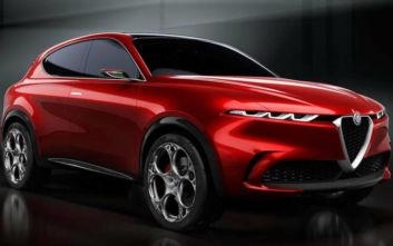 Η Alfa Romeo Tonale είναι το πιο όμορφο πρωτότυπο μοντέλο