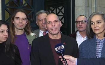 ΜέΡΑ25: Ο Γιάννης Βαρουφάκης προτείνει τη Μάγδα Φύσσα για Πρόεδρο της Δημοκρατίας