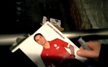 Σφαιρόπουλος: Η ευγενική άρνηση του να υπογράψει σε αυτόγραφο του Ολυμπιακού