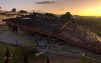 Ισχυρός σεισμός στο Πουέρτο Ρίκο: Ένας νεκρός και σημαντικές ζημιές