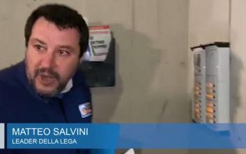 Το Facebook «κατεβάζει» βίντεο του Ματέο Σαλβίνι λόγω «προτροπής σε μίσος»