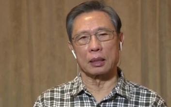 Ο Τζονγκ Νάνσαν που αποκάλυψε την αλήθεια για τον SARS αναλαμβάνει την έρευνα για τον κοροναϊό