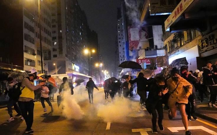 Οι πολίτες του Χονγκ Κονγκ έχουν μετατραυματικό στρες λόγω των διαδηλώσεων