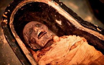 Μούμια «μίλησε» μετά από 3.000 χρόνια!