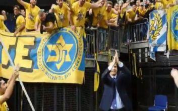 Σφαιρόπουλος: Έφτασε τις 100 νίκες στην EuroLeague κι αποθεώθηκε