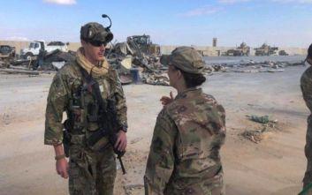 ΗΠΑ και Ιράκ ξαναρχίζουν κοινές στρατιωτικές επιχειρήσεις κατά του Ισλαμικού Κράτους