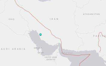 Σεισμός στο Ιράν, έγινε αισθητός και στην περιοχή του πυρηνικού σταθμού Μπουσέρ
