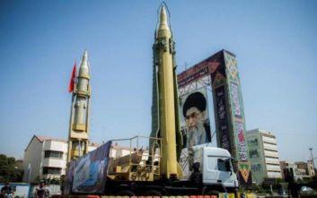 ΗΠΑ: Σε κατάσταση ετοιμότητας τέθηκαν οι πυραυλικές εγκαταστάσεις του Ιράν