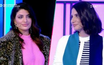 My Style Rocks 3: Η Αμίνα έγινε έξαλλη με την Καζαριάν και δεν το έκρυψε