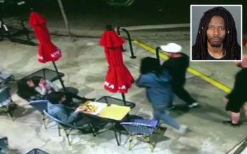 Καρέ καρέ η απόπειρα άνδρα να αρπάξει 6χρονη μέσα από την αγκαλιά της μαμάς της
