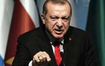 Ερντογάν για σχέδιο Τραμπ για το Μεσανατολικό: Εντελώς απαράδεκτο